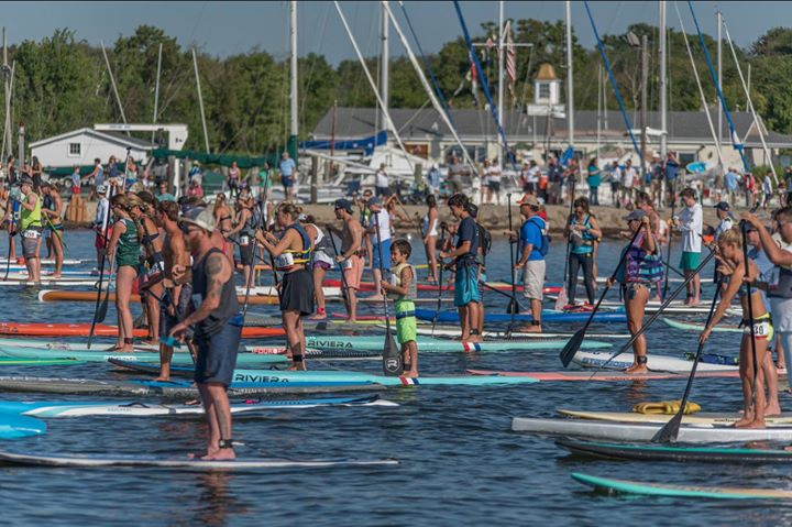GSB Paddle Board Race