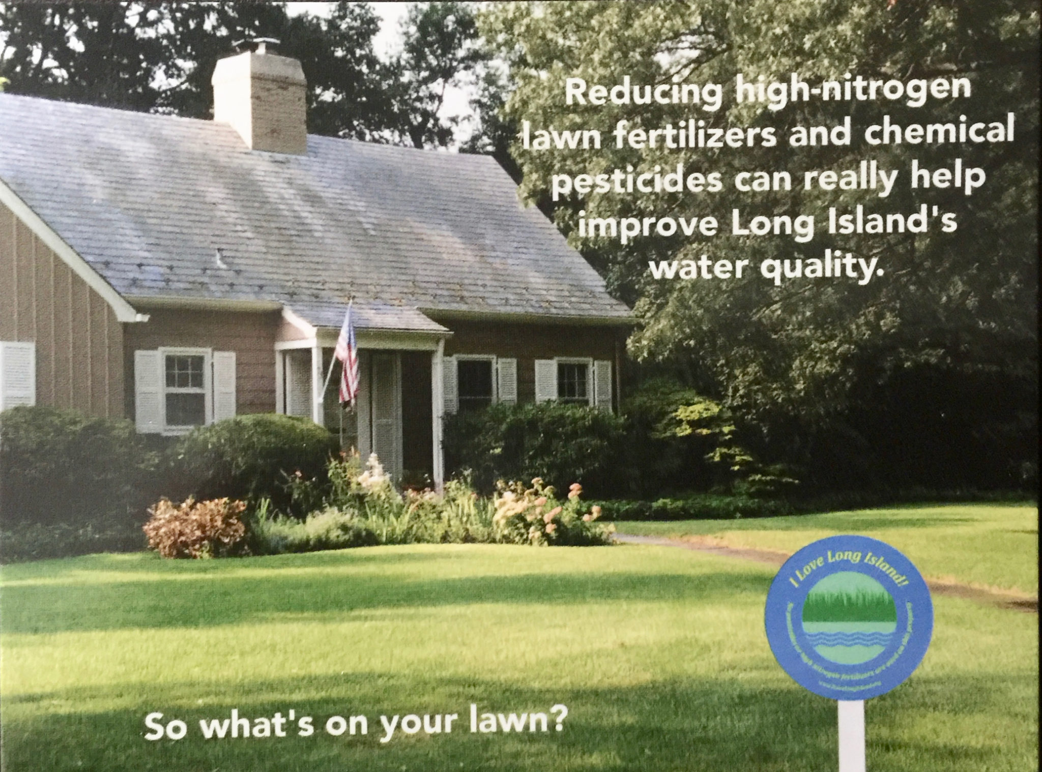 """Support """"The Fertilizer Fix"""" and Help Our Bays!"""