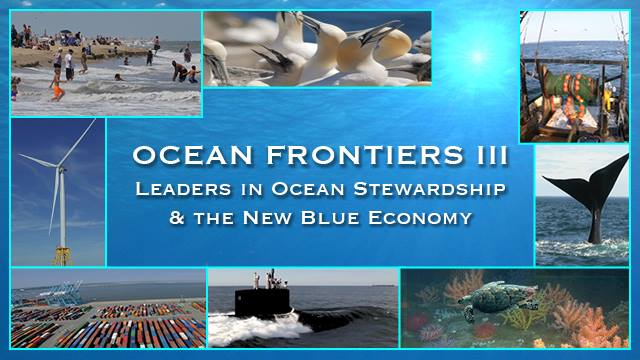 Ocean Frontiers III – Film & Panel at Farmingdale State College