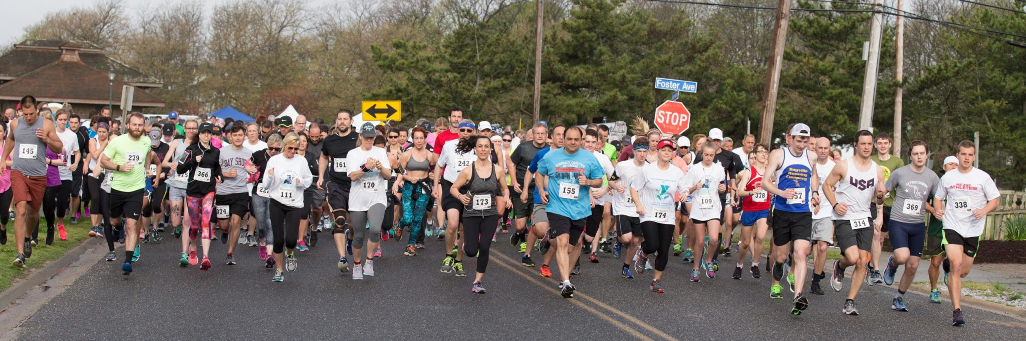 The 5K Run For The Bay And Our Mission:  Go Native, Go Naked In Sayville!