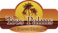 Tres Palms Restaurant is a warm establishment featuring seafood & New American mains, a surfboard bar top & views of the bay.
