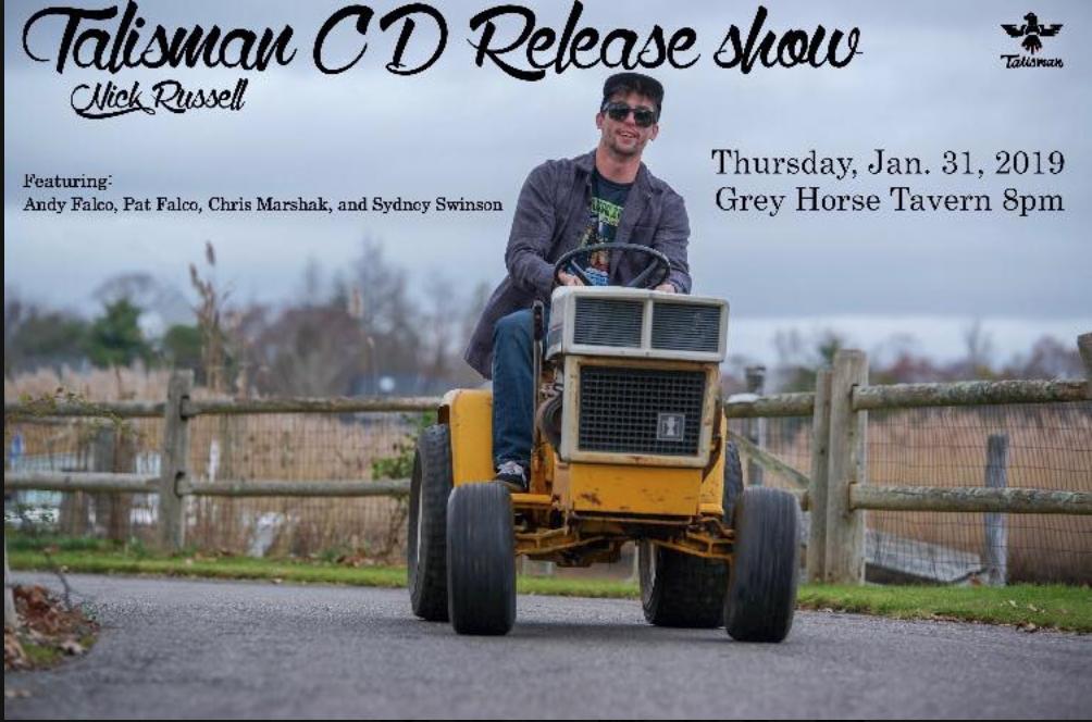 Talisman CD Release Party
