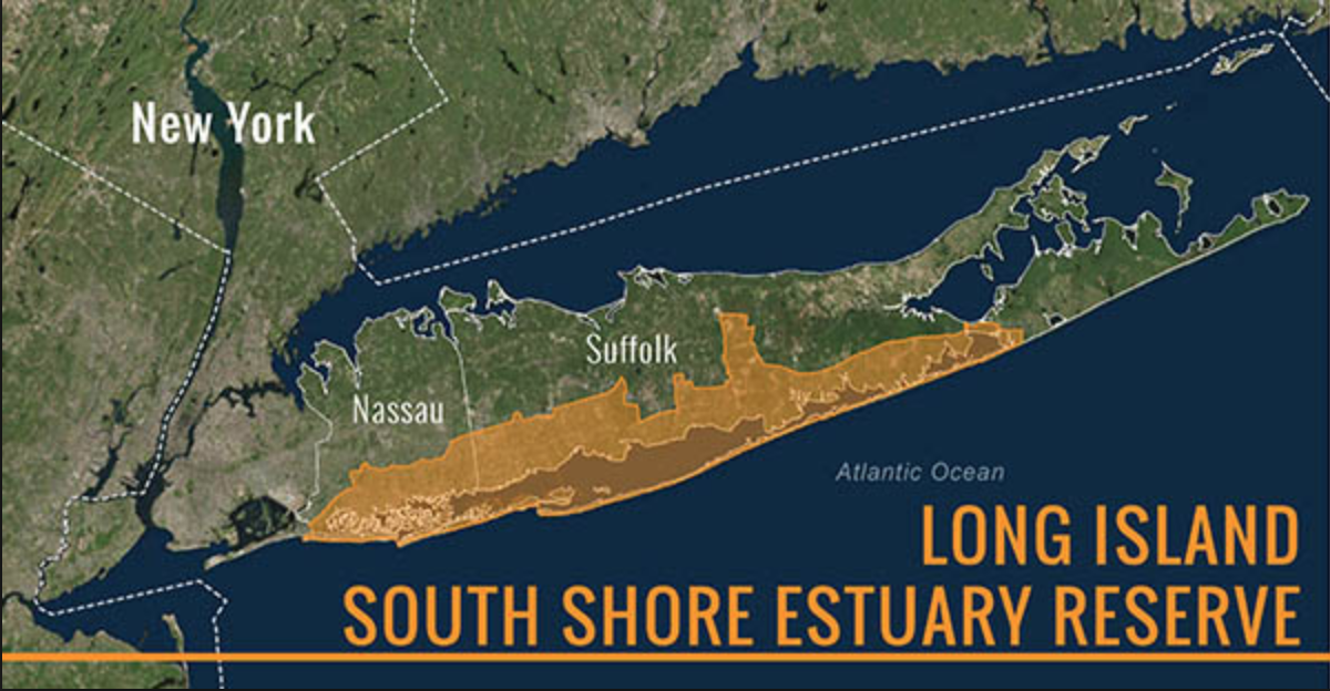 Introducing The South Shore Estuary Reserve