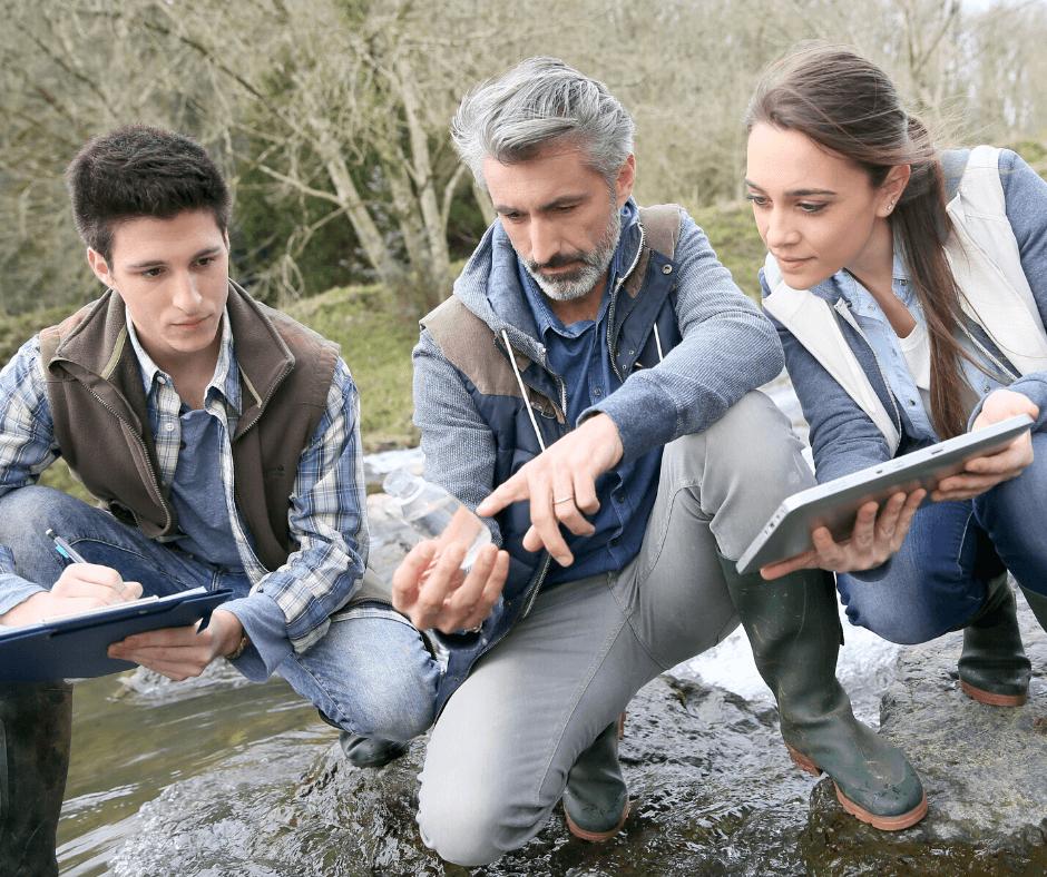 Creeks as Classrooms: Bridging STEAM & Local Stewardship