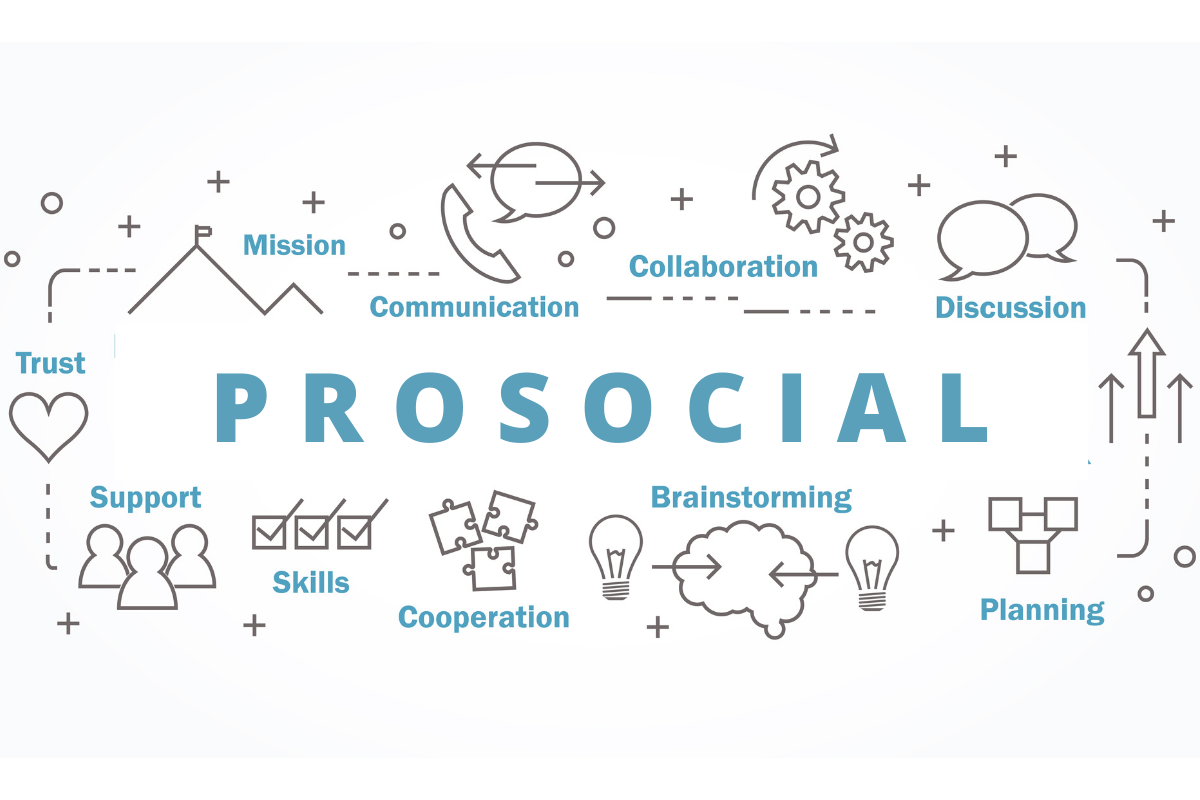 STGSB Podcast Episode 7: What is Prosocial?