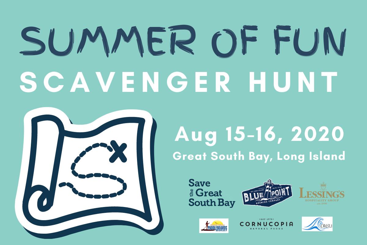 Summer 2020 GSB Scavenger Hunt