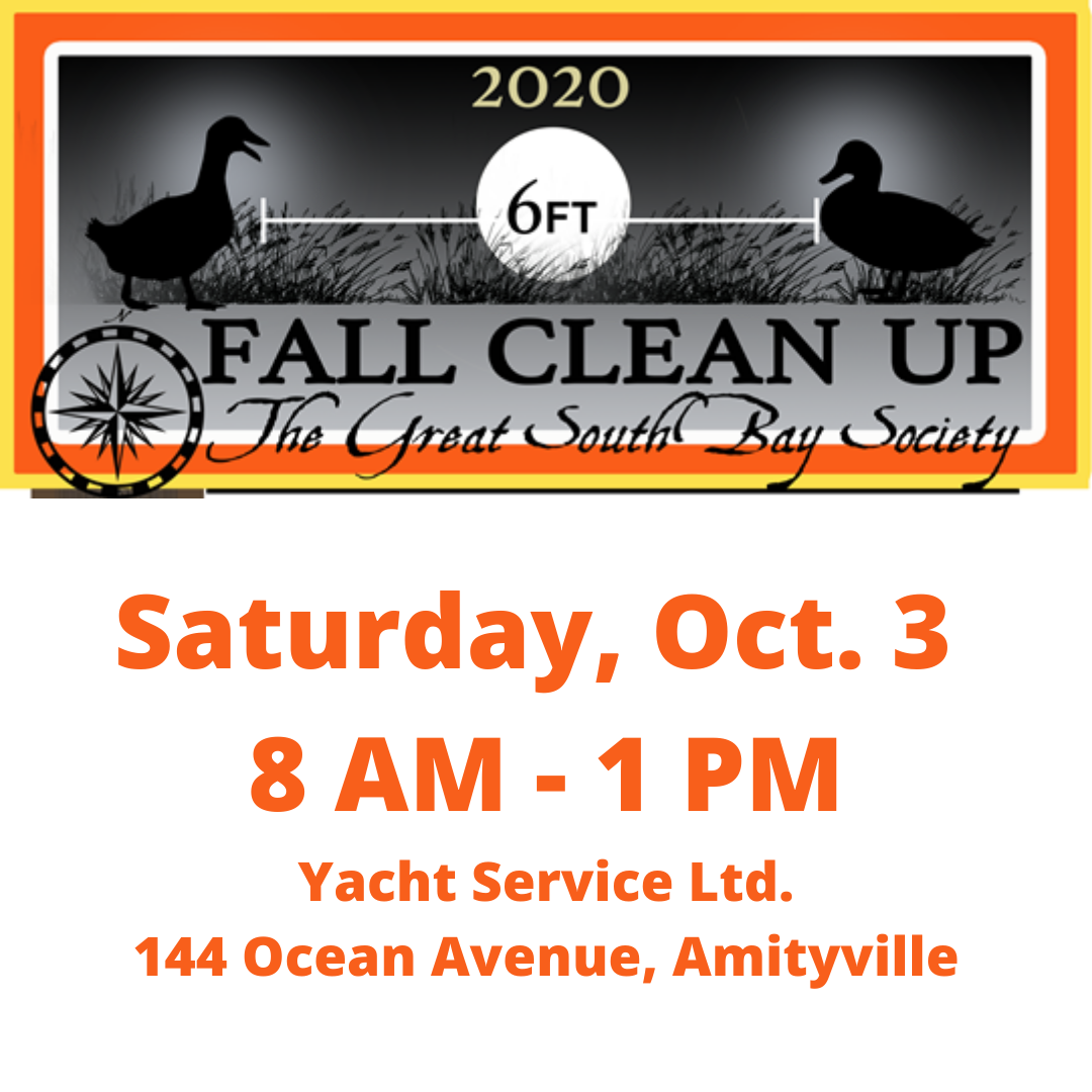Amityville's Great South Bay Annual Cleanup