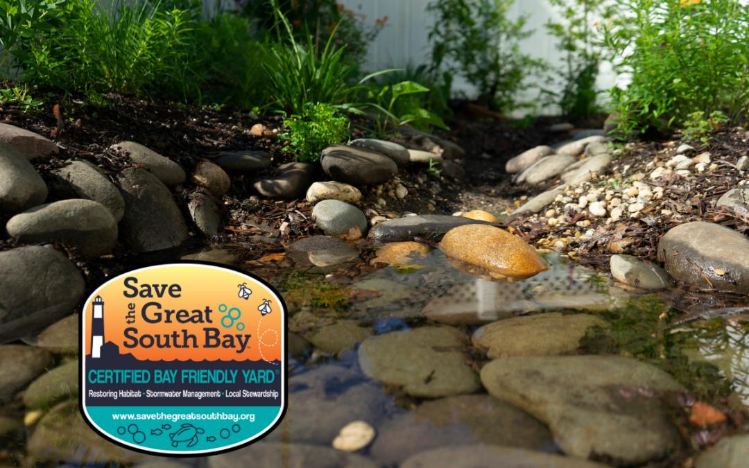 Bay Friendly Yards Webinar: Recycling Stormwater