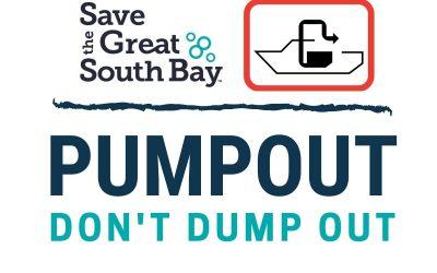 Pump Out, Don't Dump Out!