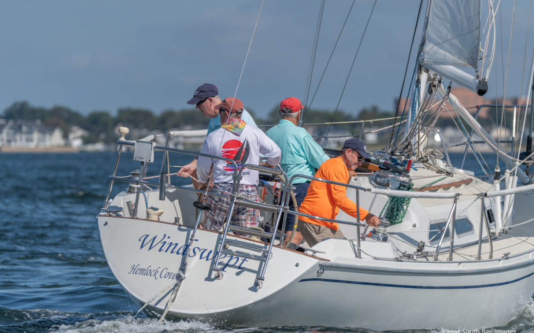 Mayor's Cup Races to Help Save The Great South Bay